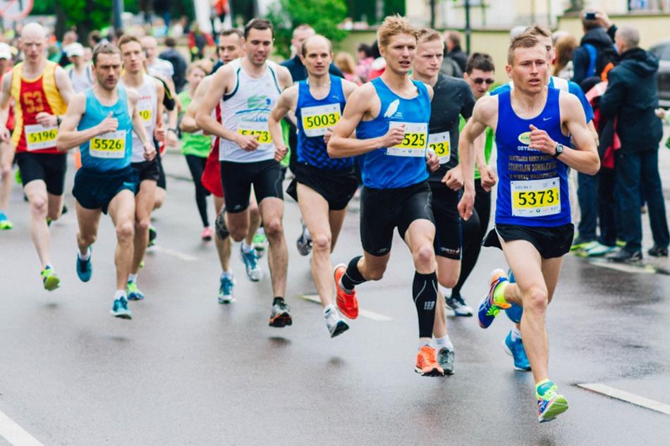 Správné dýchání při běhání