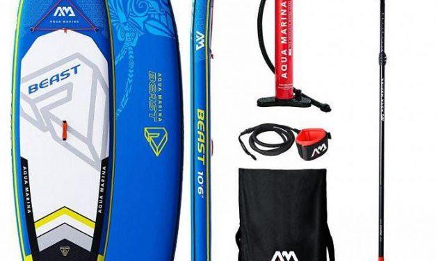 Sezóna vodních sportů konečně začíná!