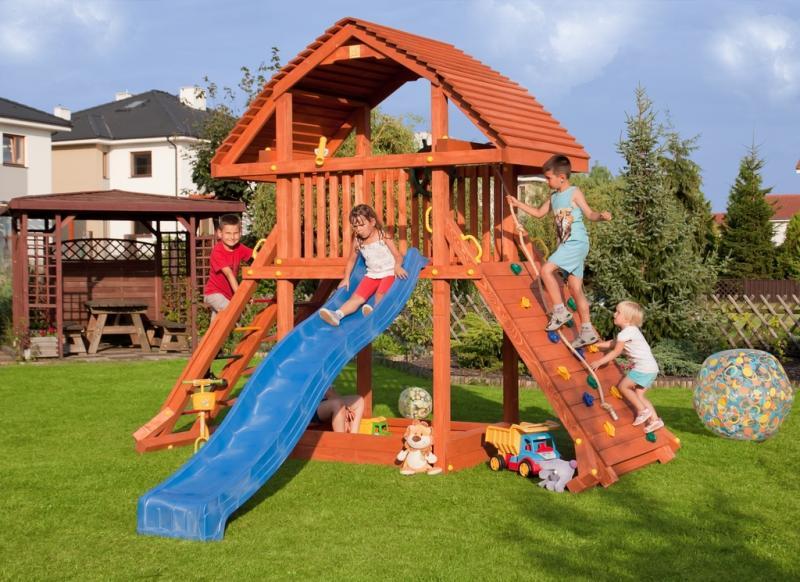 Dětské hřiště na zahradě – začněte s přípravou včas